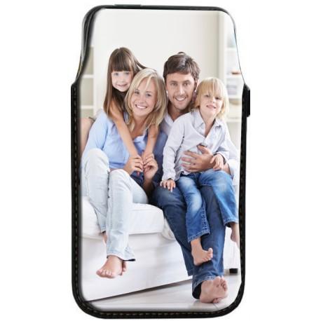 Pochette étui universelle personnalisée smartphones 4 à 4.5 pouces