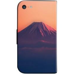 Housse portefeuille personnalisable iPhone SE