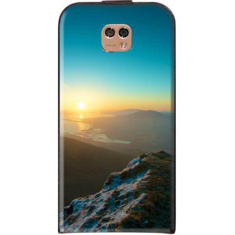 Housse verticale LG X Cam personnalisable
