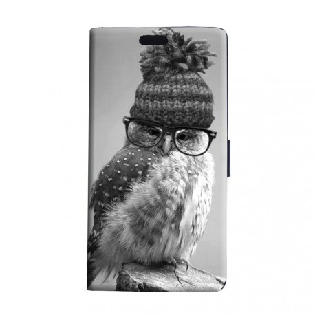 Housse portefeuille avec photo pour Samsung Galaxy Xcover 3