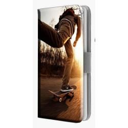 Housse portefeuille avec photo pour LG G3 Mini / LG G3 S