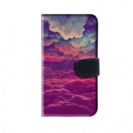 Etui housse portefeuille avec photo pour Alcatel One Touch Pop S9