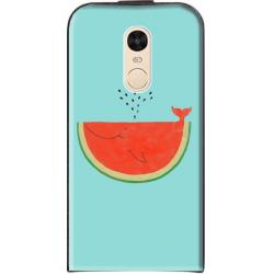 Housse rabat vertical Xiaomi Redmi Note 4 personnalisable