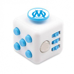 Hand cube personnalisable blanc