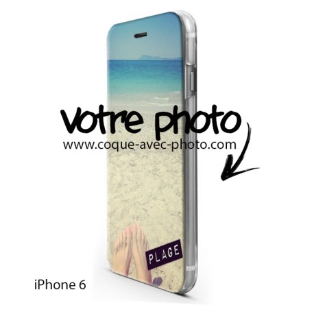 coque porte-feuille iphone 6