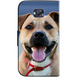 Housse portefeuille Asus Zenfone 4 Selfie ZD553KL personnalisable