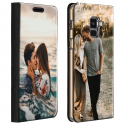 Housse portefeuille Samsung Galaxy A8+ 2018 personnalisable