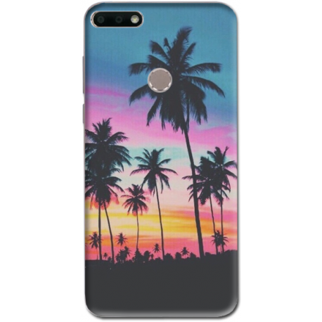 coque huawei y7 2019 chat