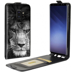Housse verticale Samsung Galaxy S9 personnalisable