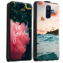 Housse verticale Samsung Galaxy A6 2018 personnalisable