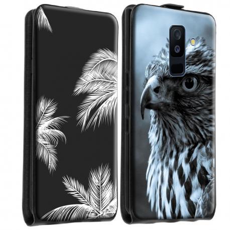 Housse verticale Samsung Galaxy A6 Plus personnalisable
