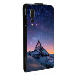 Housse verticale Huawei P20 Pro personnalisable