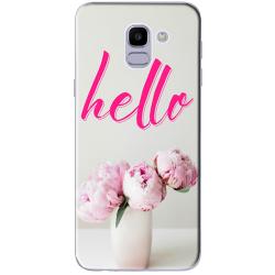 Coque intégrale 360° personnalisable Samsung Galaxy J6 2018