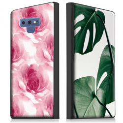 Housse portefeuille Samsung Galaxy Note 9 personnalisable