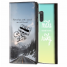 Housse portefeuille Sony Xperia L2 personnalisable