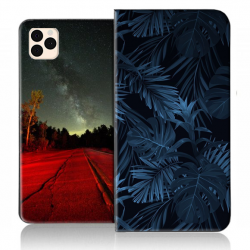 Housse portefeuille iPhone 11 Pro Max personnalisable