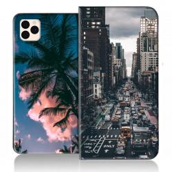 Housse portefeuille iPhone 11 personnalisable
