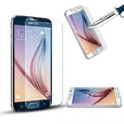 Protection en verre trempé pour Samsung Galaxy S6