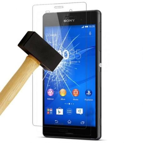 Protection en verre trempé pour Sony Xperia Z3