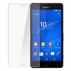 Protection en verre trempé pour Sony Xperia Z3 Compact