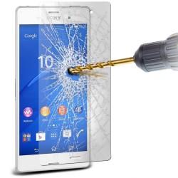 Protection en verre trempé pour Sony Xperia Z3 Plus