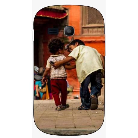Coque avec photo pour Samsung Galaxy Fame Lite