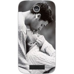 Coque avec photo Wiko Cink Five