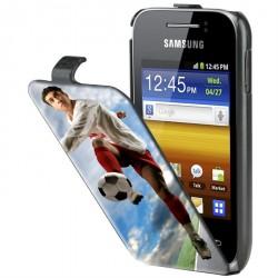 Housse verticale avec photo pour Samsung Galaxy Young 2