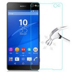 Protection en verre trempé pour Sony Xperia C5