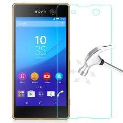 Protection en verre trempé pour Sony Xperia M5