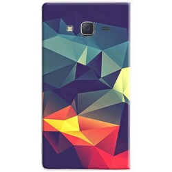 Housse portefeuille avec photo Samsung Galaxy J3