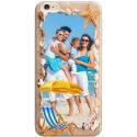 Coque avec photo iPhone 6 / iPhone 6S Photo montage Vacances à la Plage