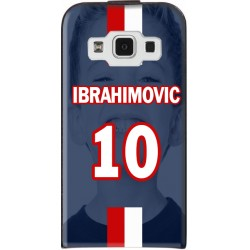 Housse PSG Ibrahimovic Samsung Galaxy A5 personnalisable avec photomontage
